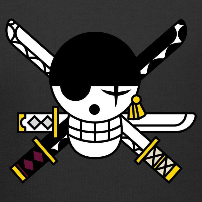 One Piece Zoro Logo