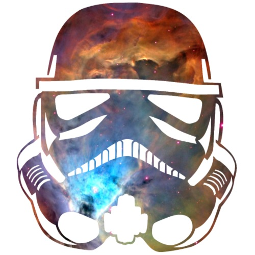 Nebula Trooper / space swag hipster