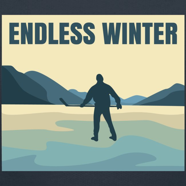 Endless Winter-Kid's Hoodie