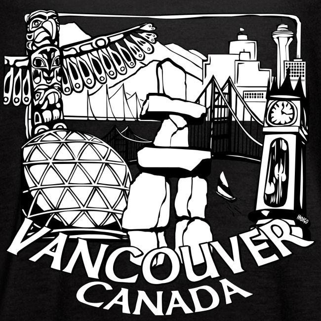 Vancouver Shirt Women's Vancouver Canada Shirt