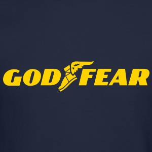 GOD FEAR  Long Sleeve Shirts - Crewneck Sweatshirt