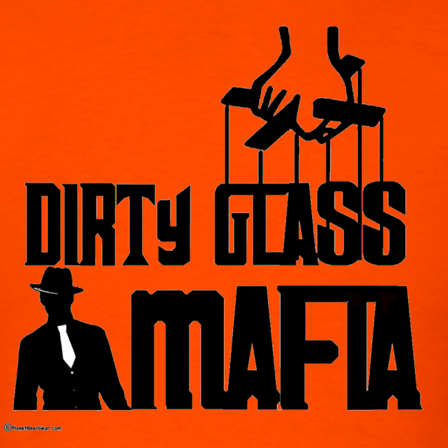 Dirty Glass Mafia Men's T-Shirt