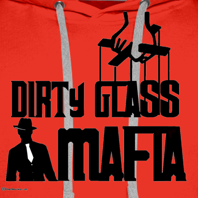 Dirty Glass Mafia Men's Premium Hoodie
