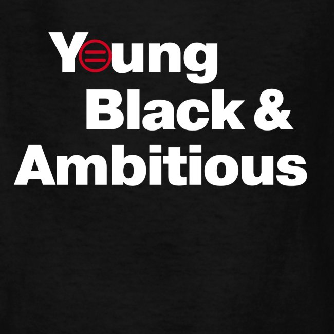Kid's YBA T-Shirt - Black