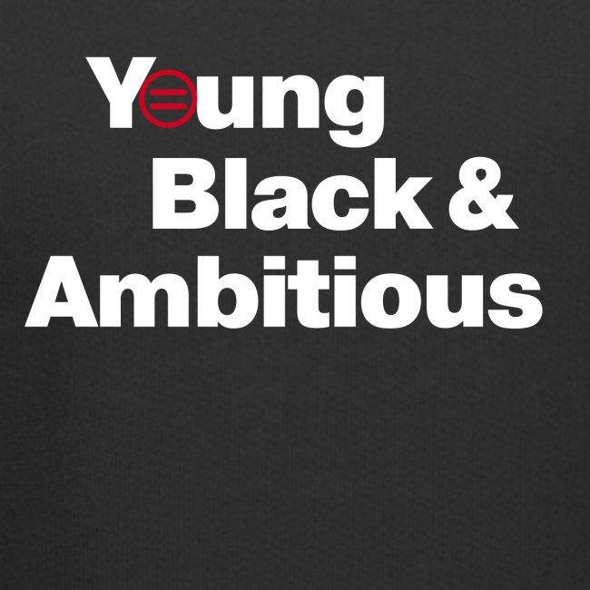 Kid's Premium YBA Hoodie - Black