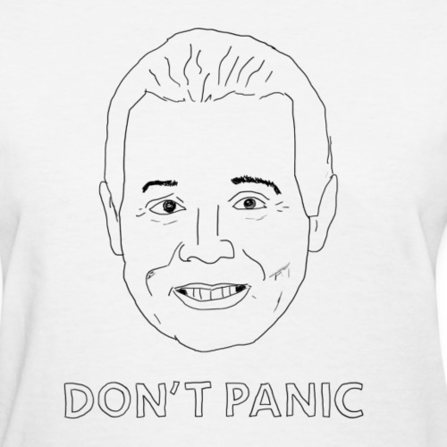 Don't Panic Weather Tee