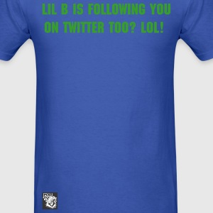 Based God Twitter Tee - Men's T-Shirt
