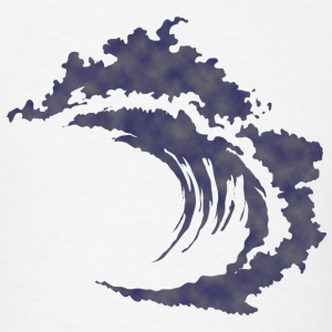 Wave Splash T-Shirts - Men's T-Shirt