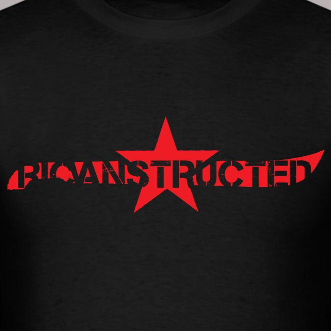 RICANSTRUCTED CUT OUT MENS