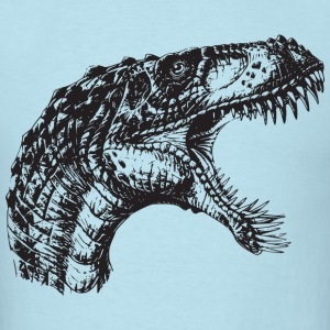 Dinosaur Roar T-Shirts - Men's T-Shirt