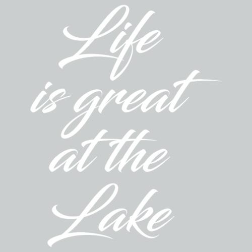 GREAT AT THE LAKE