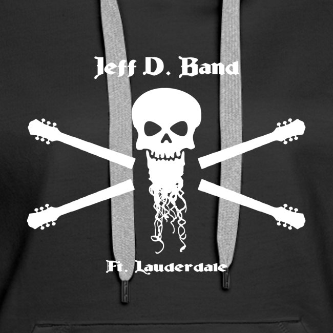Jeff D. Band Hoodie (w)