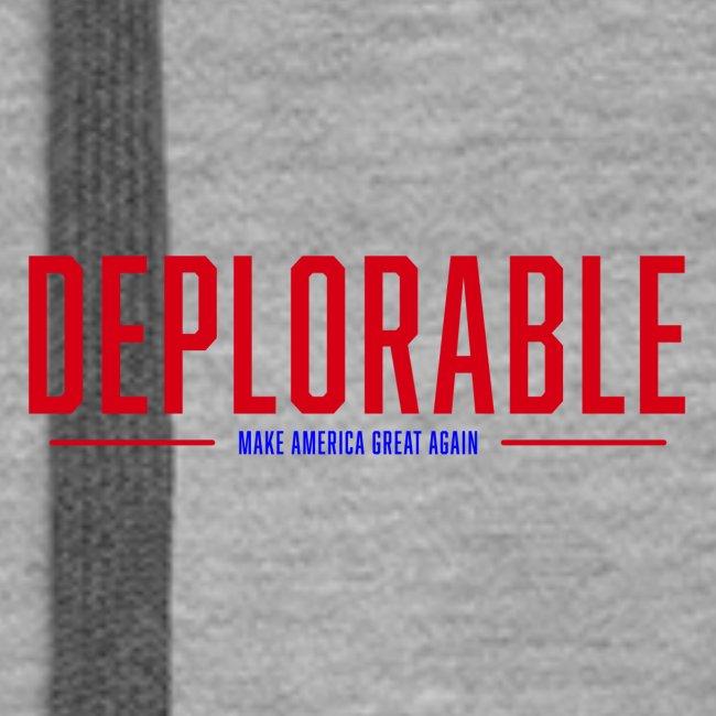 Deplorable Hoodie