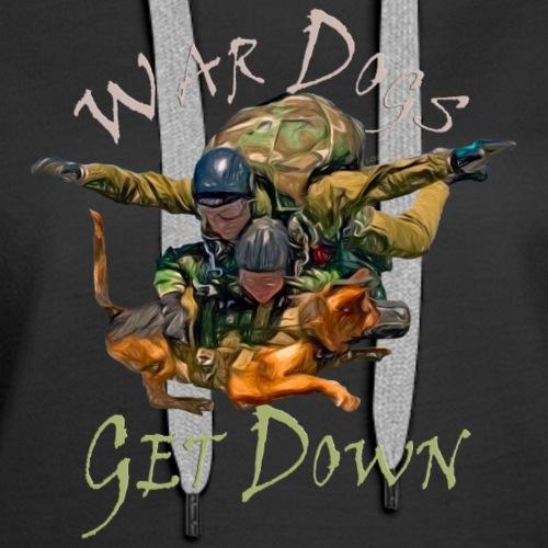 War Dogs Get Down #1