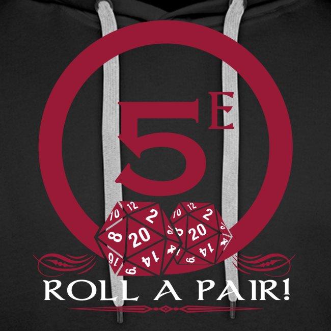 Roll a Pair Men's Premium Hoody
