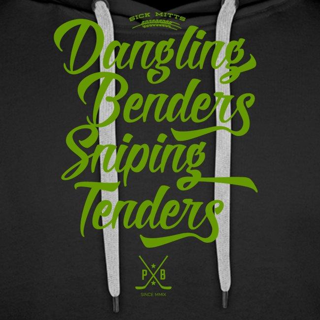 Dangling Benders Sniping Tenders