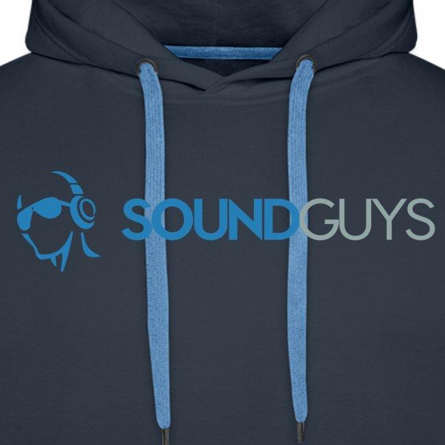 Men's Premium Sound Guys Hoodie