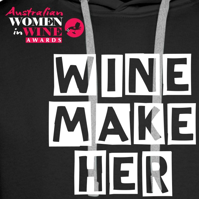 WinemakeHER Hoodie - FOR MEN