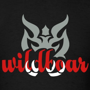 wildboar__tricolor T-Shirts - Men's T-Shirt