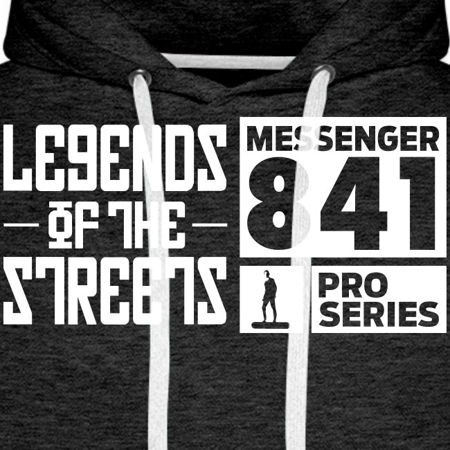 Legends Of The Streets Premium Graphic Hoodie