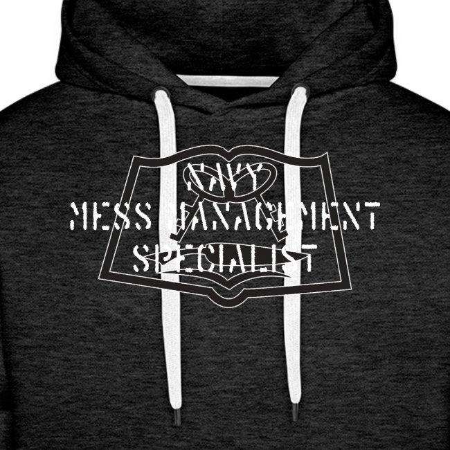 NAVY MESS MANAGEMENT SPECIALIST - PREMIUM HOODIE