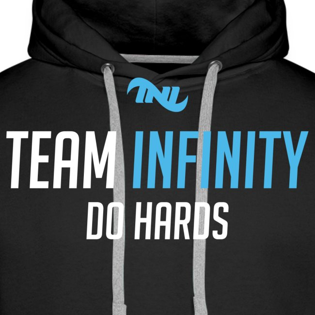 Team Infinity/Gamertag Hoodie