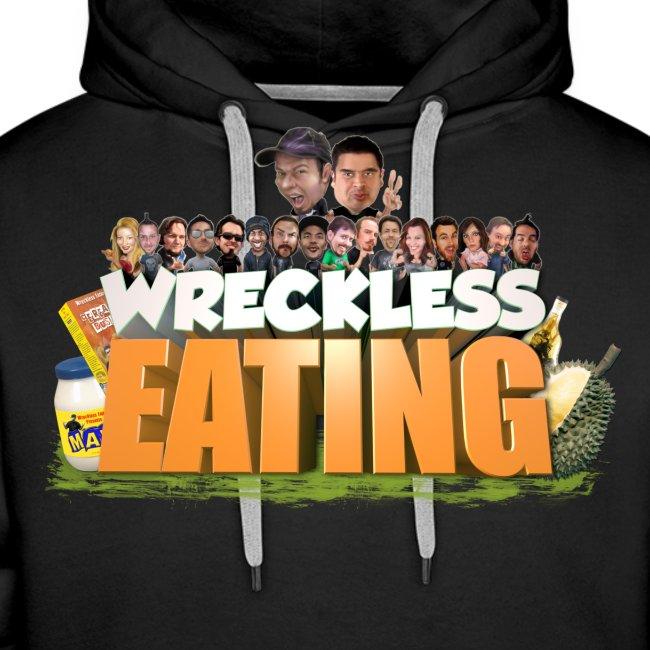 Wreckless Eating Cast Hoodie