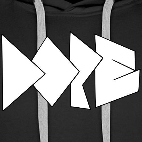 Dope logo - White