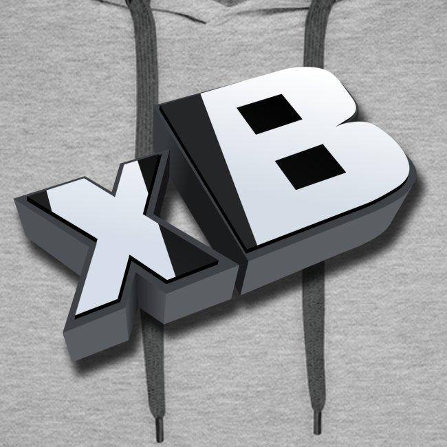 xB 3D (Men's Hoodie)