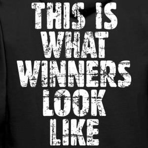 This is what winners look like (Vintage White)