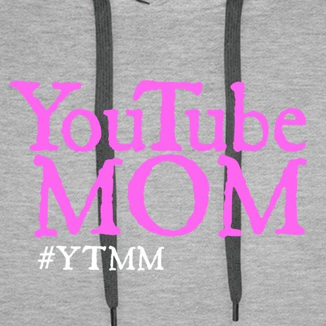 YouTube Mom Hoodie