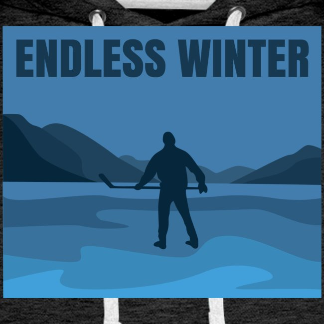 Endless Winter-Men's Hoodie