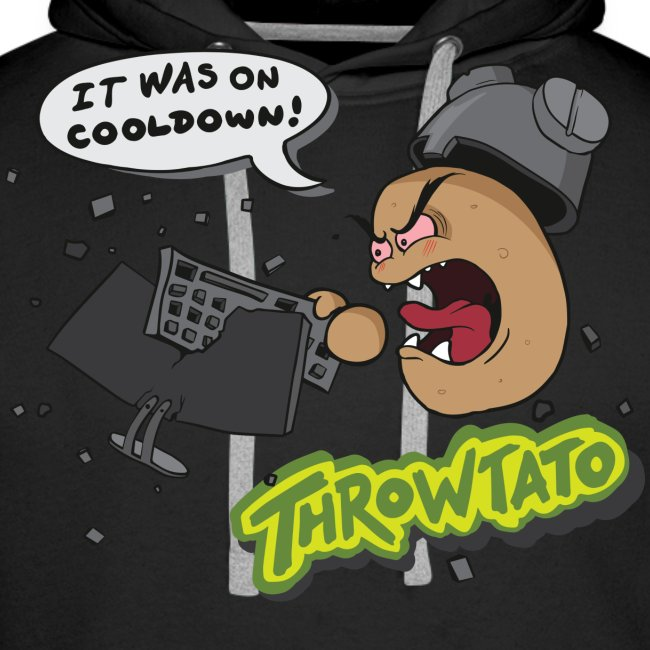 Throwtato Hoodie (Premium)