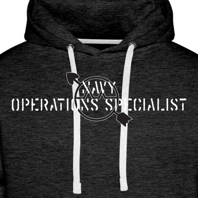 NAVY OPERATIONS SPECIALIST - PREMIUM HOODIE