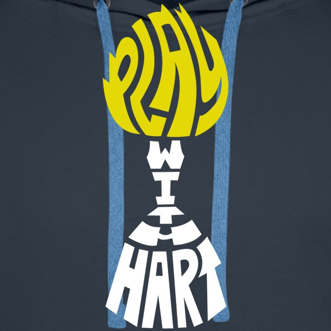 Play with Hart-Men's Hoodie