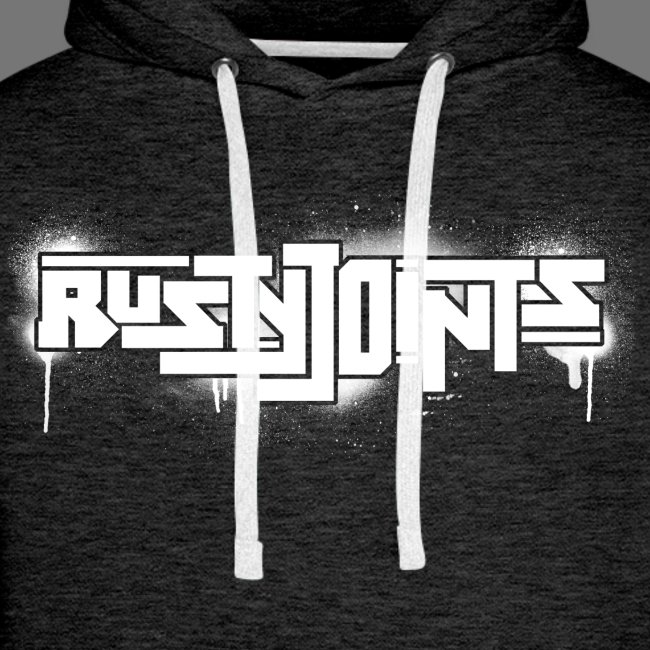 Rusty Joints Logo (Spray)