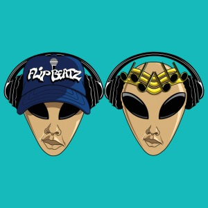 Alien Mike Ballcap and Cr
