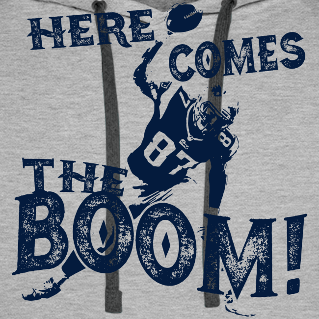 Here comes the Boom! Rob Gronkowski Shirt