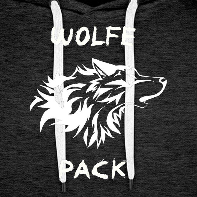 Wolfe Pack Hoodie (No Zipper)