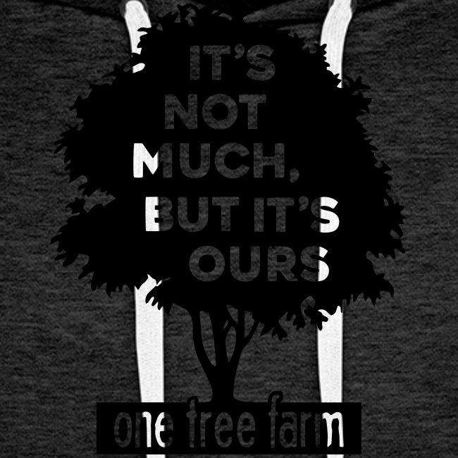 One Tree Farm Premium Hoodie