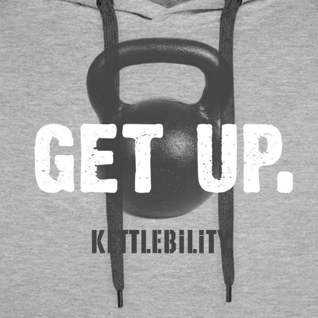 Get Up Hoody [men]