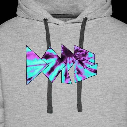 Dope logo - Blue & Purple