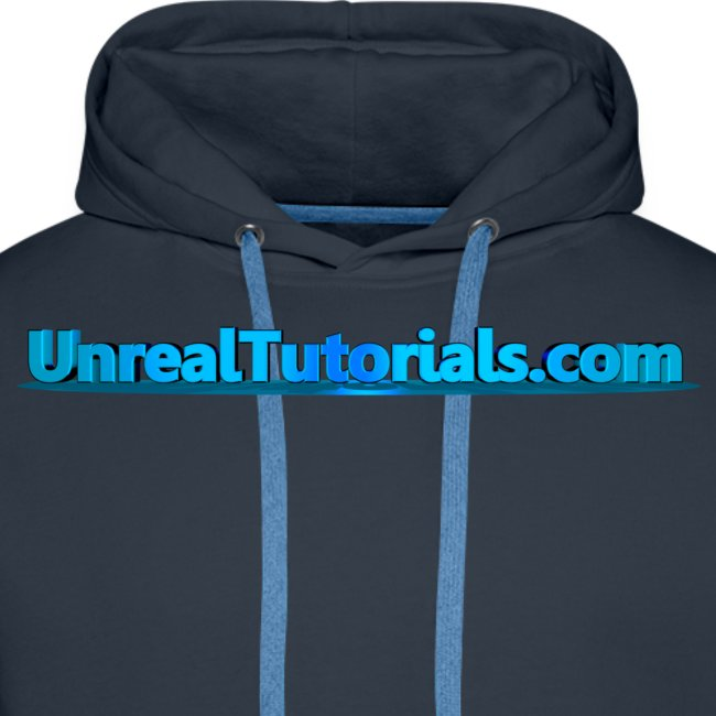 Support UnrealTutorials.com Hoodie