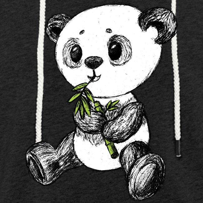 Panda Bear scribblesirii