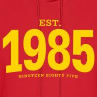 Design ~ est. 1985 Nineteen Eighty Five