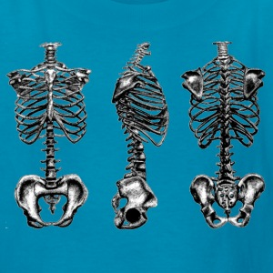 skeletons Kids' Shirts - Kids' T-Shirt