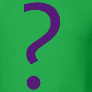 Design ~ Riddler Simple Tee