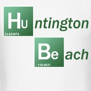 Huntington Beach - Men's T-Shirt