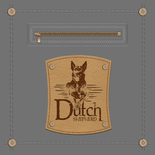 Dutchie -Dutch Shepherd