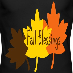 Fall Blessings - Men's Long Sleeve T-Shirt by Next Level